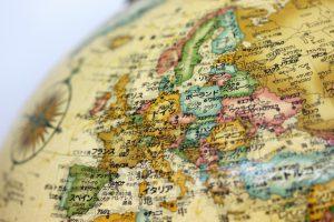 欧州での特許取得のイメージ